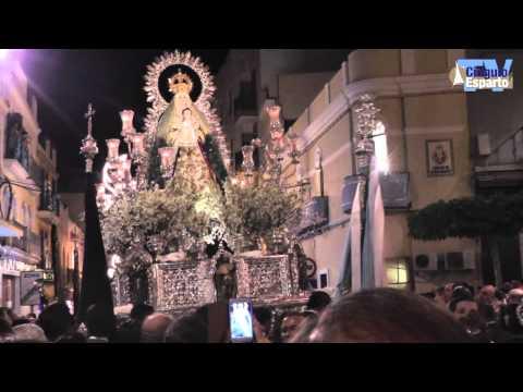 Procesión de la Virgen del Águila de Alcalá de Guadaira 2015