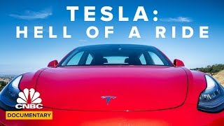 How Elon Musk Took Tesla To Hell And Back With The Model 3