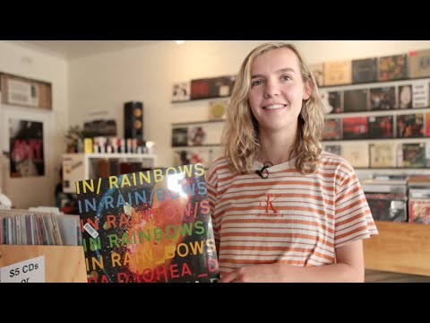 Record Hunting With The Japanese House | Poncho