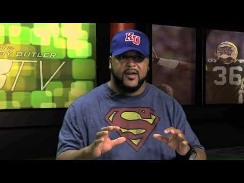 LBTV: LeRoy Butler sits down with Gilbert Brown - YouTube