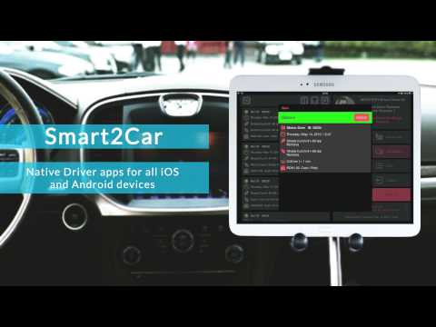 Smart2Car DriverAPP How it works