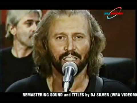 BEE GEES - TRAGEDY - ESPAÑOL INGLES