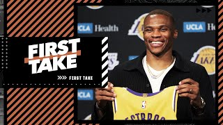 Stephen A. on Russell Westbrook: 'You know what Laker Nation expects' | First Take