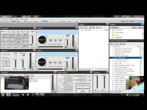 Conectar el SAM Broadcaster a una Consola (mixer) - Video 2 by ExFry