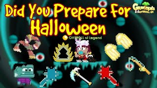 Growtopia | Did You Prepare For Halloween