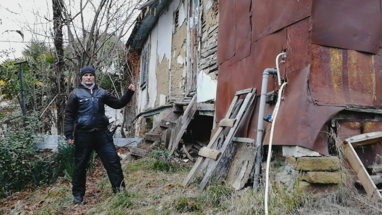 Сочи: пенсионер умоляет Пахомова о переселении
