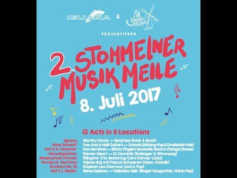 2. Stommeler Musikmeile 8. Juli 2017