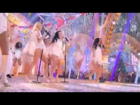 SEREBRO - Midnight Dancer (Arabesque Cover) [Новогодняя ночь 2013 на Первом]