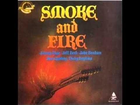 Smoke & fire with Jimmy Page-Thumping Beat.