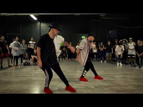 Michael Jackson - Jam - Power Peralta Choreography  - Filmed by @TimMilgram