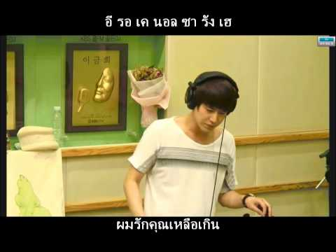 Kyuhyun - Drunken Truth ( Fly to the Sky ) Thai Sub.