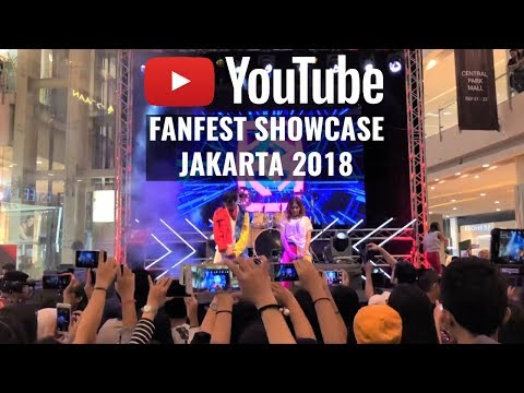 STEP BY STEP ID on YouTube FanFest Showcase Jakarta 2018