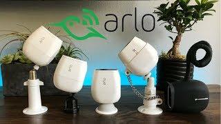 Arlo Pro/Pro 2 - Let's talk Mounts