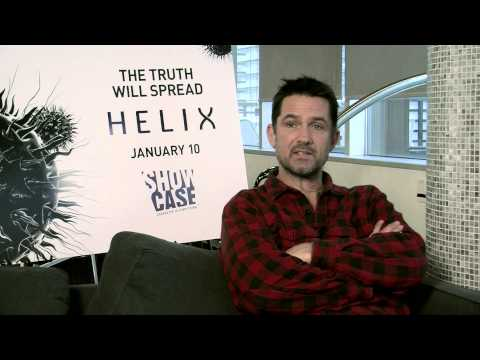Helix: Billy Campbell Interview - YouTube