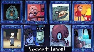 Troll Face Quest Horror 2: Halloween Special - Gameplay Walkthrough - Secret Level + ALL Fails Level