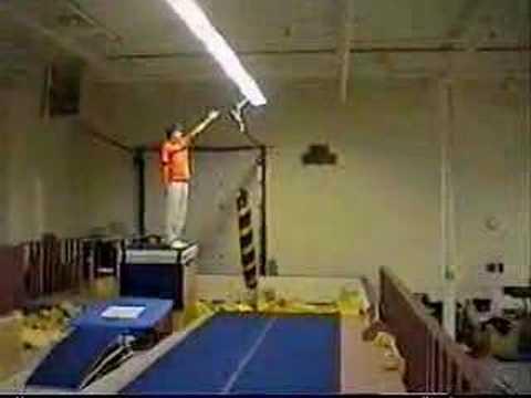 Niesamowity akrobata