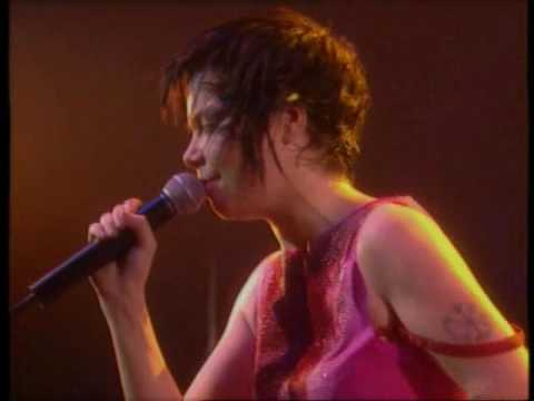 Björk - I miss you (Live 1997)