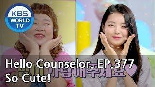 Hello~ I'm Protein Yunhwa & PRISTIN Nayoung!! XD  [Hello Counselor Sub:ENG,THA/2018.8.27]
