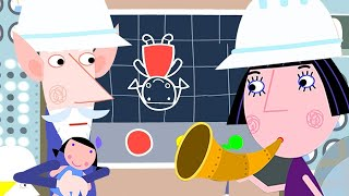 Ben and Holly's Little Kingdom   Elf and Magic Spells   1Hour   HD Cartoons for Kids