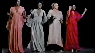 Kate Smith, The Supremes and Especial Guests - Medley of Standarts [Kate Smith Special - 1973]