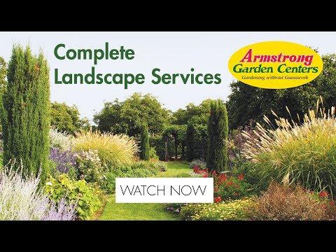 Armstrong Garden Centers Landscaping Installation & Design