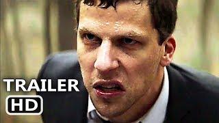 THE HUMMINGBIRD PROJECT Official Trailer (2019) Jesse Eisenberg, Salma Hayek Movie HD