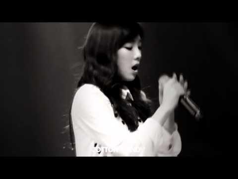 [Fancam] 131123 남과 여 (Man & Woman) - Taeyeon