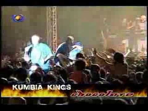 sabes a chocolate en vivo kumbia kings