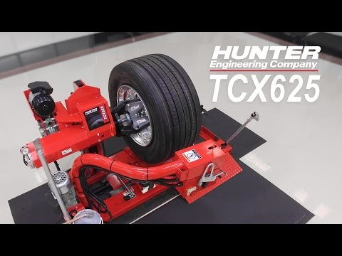 TCX625 Heavy Duty Tire Changer - Hunter Engineering