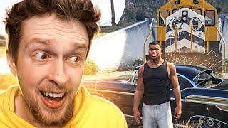 The GTA V chaos mod trolls me in ridiculous ways