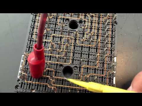 chevy malibu no crank when hot ubec fuse box fix