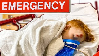 RUSHING To The EMERGENCY ROOM |Beckham's Accident | *Emotional*