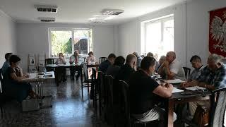Dnia 25 lipca 2019 r. w Ośrodku Kultury, Sportu i Turystyki odbyło się XI posiedzenie Rady Miasta i Gm