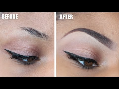 The Perfect Eyebrow | Tutorial - YouTube