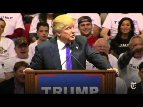 Watch:  Trump and Violence