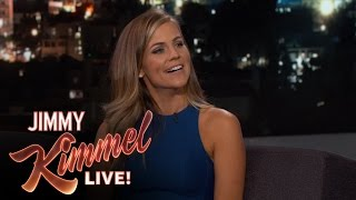 Samantha Ponder on Two Year Old Daughter & College Football Playoffs