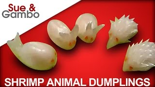 Learn How to Make Shrimp Dumplings / steam dumplings /  dim sum recipe