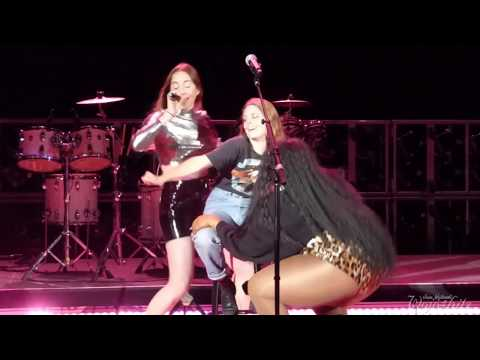 11/15 HAIM - The Girl Is Mine w/Lizzo & Maggie Rogers @ Red Rocks Amphitheatre, Morrison, CO 5/28/18
