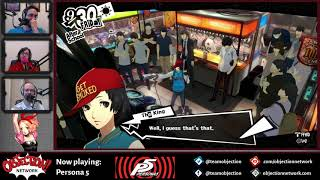 Persona 5 Let's Play (81): Get Smoked