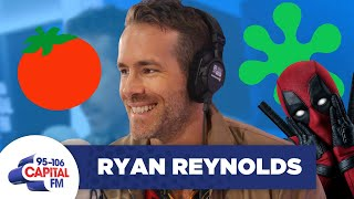 Ryan Reynolds responds to BAD Deadpool reviews!!!