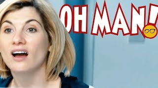 Doctor Who Jodie Whittaker on David Tennant Podcast Reaction | Tennant Responds to Doctor Who Too PC