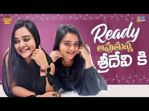 Rowdy Rohini shares video of attending Sridevi Soda Center's pre-release event