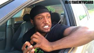 McDonald's drive thru be like