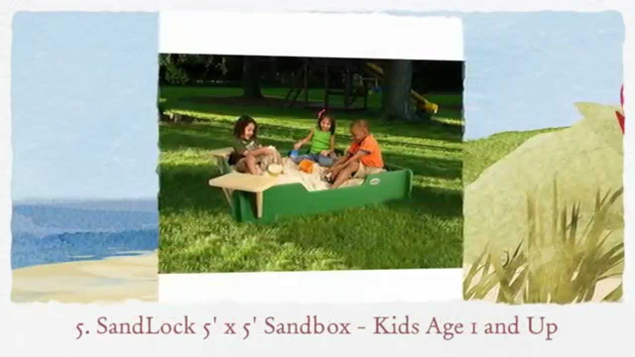 Best Sandboxes for Kids 2014 - Top 5 Picks This Year