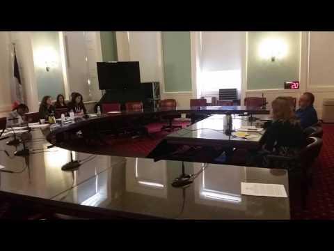 HSC Intro. 288 Testimony 9/25/15
