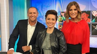 Lea Salonga on The Good Morning Show in Australia