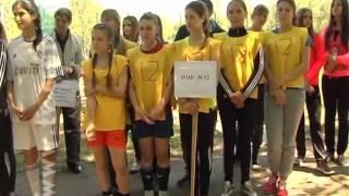Турнир по футболу среди девушек