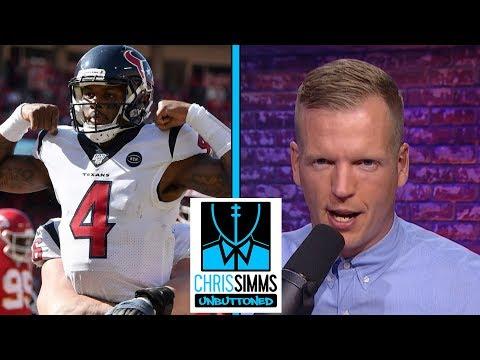 NFL Week 8 Preview: Oakland Raiders vs. Houston Texans | Chris Simms Unbuttoned | NBC Sports