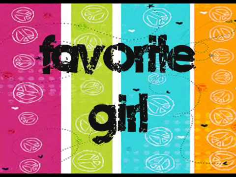 Justin Bieber - Favorite Girl Lyrics [Studio Version]