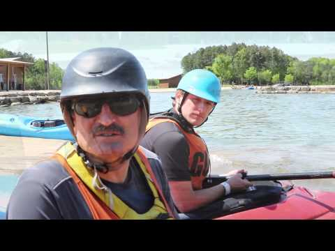 Thoughts from a few kayakers about the U.S. National Whitewater Center